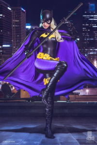 Jenifer Ann as Batgirl