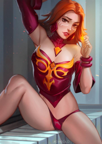 Lina from Eva Solo