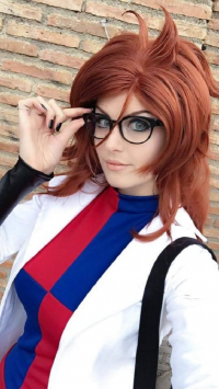 Tayla Barter as Android 21