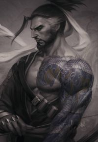 Hanzo from Stanley Lau