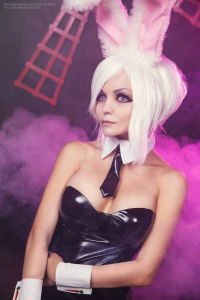 Christina Fink as Riven