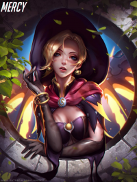 Mercy/Witch from Liang-xing