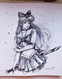 Sailor Venus from Nindei