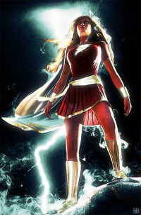 Mary Marvel from archangelgabriel