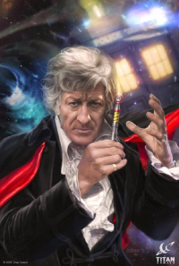 3rd Doctor from Josh Burns