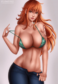 Nami from Flowerxl