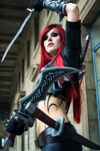 Tayla Barter as Katarina
