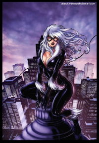 Black Cat from Diabolumberto
