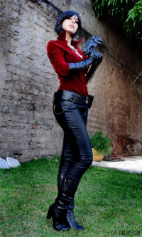 Shermie Cosplay as Ada Wong