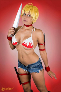 Khainsaw as Nikumi