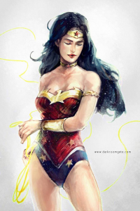 Wonder Woman from a1040280