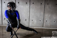 Lady Annaka as Nightwing