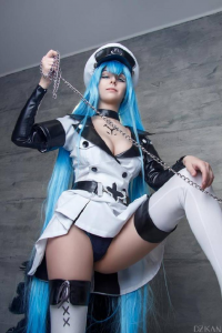 Unknown Female Artist as Esdeath