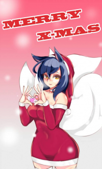 Ahri from SteamGom
