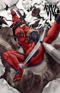 Deadpool from Ceasar Ian Muyuela