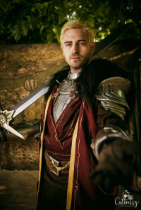 Ardent Cosplay as Cullen
