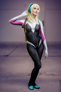 Demonsee as Spider Gwen