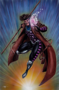Gambit from Edgar Tadeo
