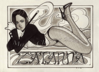 Zatanna from Mario Chavez
