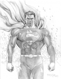 Superman from Fernando Merlo
