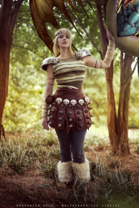 Cos Trader as Astrid Hofferson