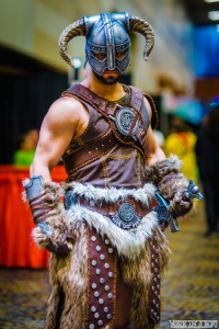 David Cap Santiago as Dovahkiin