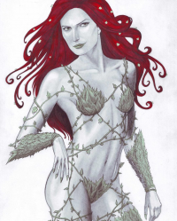 Poison Ivy from Adam Tupper