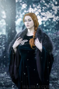Bulleblue Cosplay as Sansa Stark