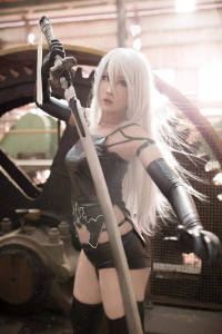 若淽Ashley TW Cosplayer as A2