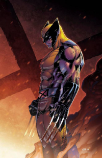 Wolverine from Luis Guerrero