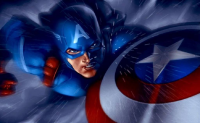 Captain America from Brian Fajardo
