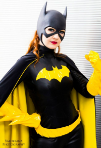 breathless-ness as Batgirl