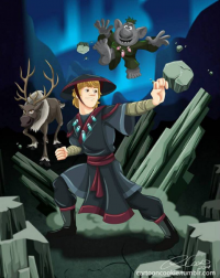 Kristoff/Earthbender from Robby Cook