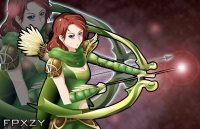 Windranger from Fpxzy111