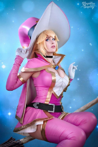 Tayla Barter as Princess Peach/Witch