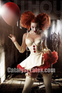 Emmerald Barwise as Pennywise