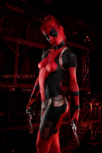 Leyna Sweet as Deadpool
