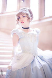 Mimi Reaves as Cinderella
