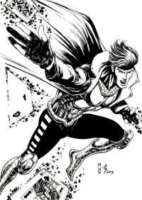 Gambit from Adriano Di Benedetto