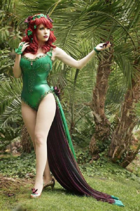 Crystal Graziano as Poison Ivy
