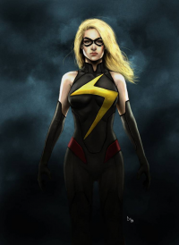 Ms. Marvel from Conor Merriman
