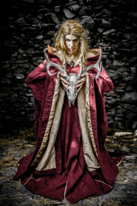 FeatheredHearts Photography as Cersei Lannister