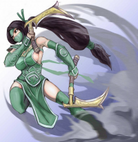 Akali from ARUGERI