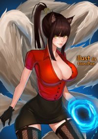 Ahri from BlancPain