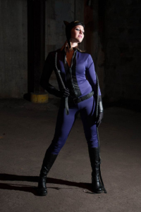Keira Cosplay as Catwoman