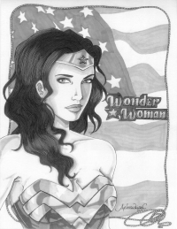 Wonder Woman from Aphrodian