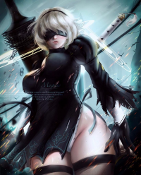 2B from Magato