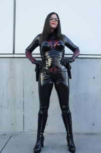 TheLadyNightshayde as The Baroness