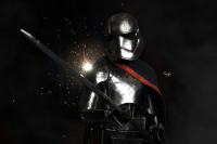 Andcosplay as Captain Phasma