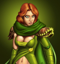 Windranger from Dmitry D.